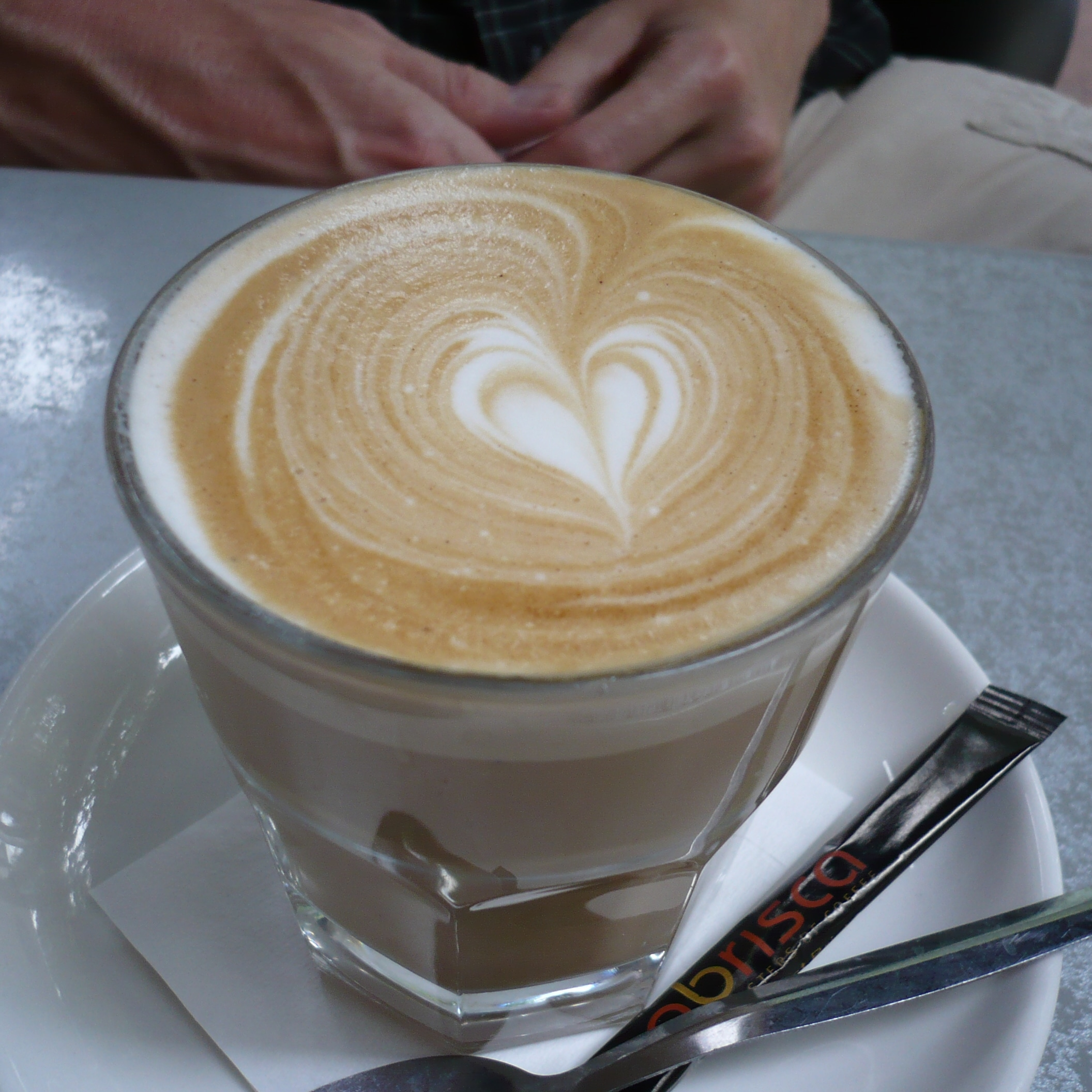 Bring on Spring with a Latte